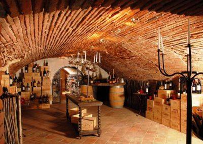 Abbaye des Capucins - La Cave Voutée