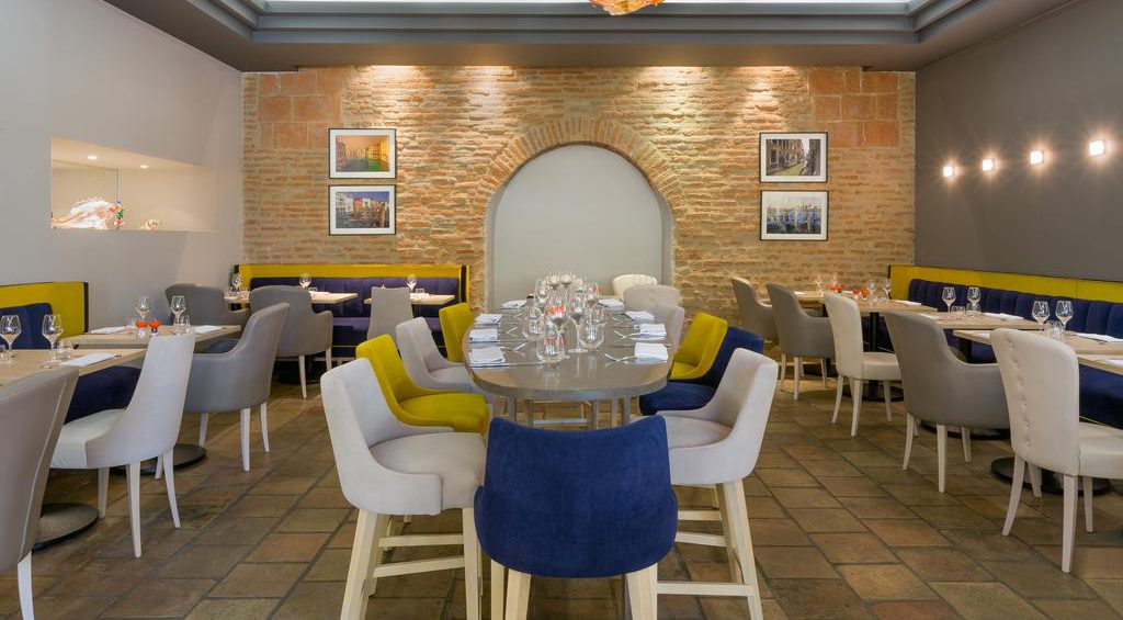 Abbaye des Capucins - Salle de Restaurant Bistro